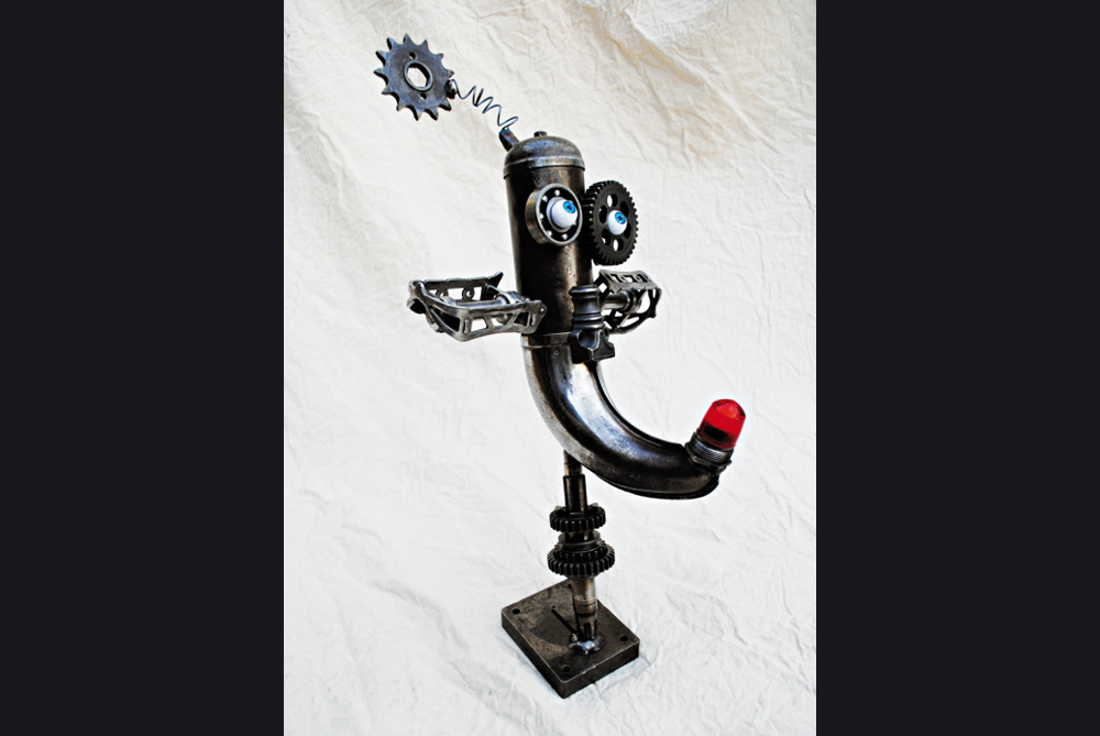 robot pensées coquines
