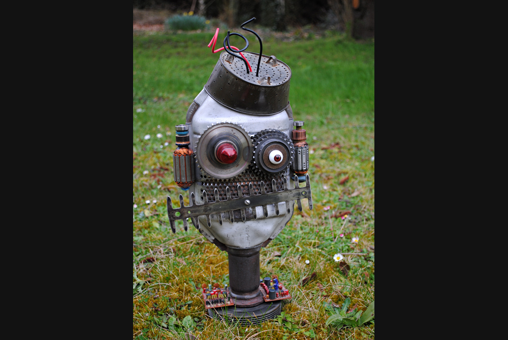 robot niko
